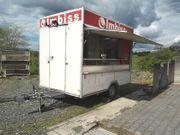 Imbisswagen Imbissanhänger Verkaufswagen Verkaufsanhänger Gastro