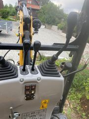 Cat 300 9D minibagger