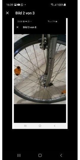 Herren-Fahrräder - Giant 28z 21g Verkehrsischer