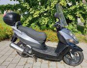 Verkaufe Daelim 125 Otello Leichtmotorrad