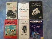 Karate ZEN Bücher Philosophie der