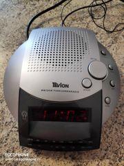 Tevion MW UKW Funkuhrenradio