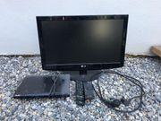Fernseher von LG DVD Player