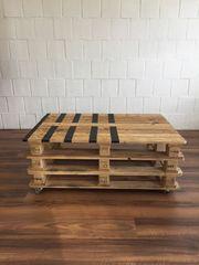 Loungetisch Couchtisch aus Paletten Holz