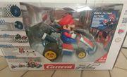 Mario Elektro auto carrera
