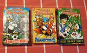 Comicbücher Walt Disney 3 x