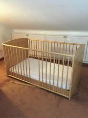 Verkaufe Kinderbett 140 x 80