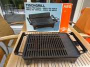 AEG TG 100 Tischgrill Elektro