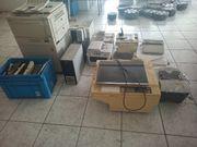 Drucker Kopierer HP Toshiba Brother