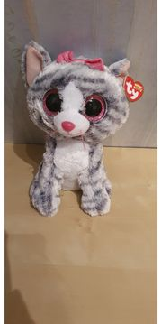 Ty Beanie Boo Katze Kiki