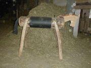 Holzpferd - Voltigierpferd