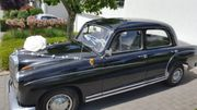Benz Ponton Bj 1961