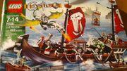 LEGO CASTLE Set Troll Warship