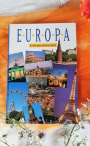 Buch Lexikon Kartenwerk Nachschlagewerk Europa -