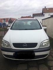 Opel Zafira Edition 2000