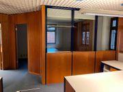 Büro Trennwand