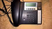 Telefon Anrufbeantworter Siemens Euroset 5035