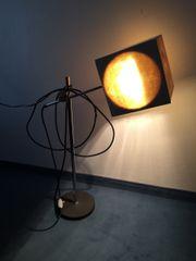 Design Schreibtischlampe 1960 Würfel