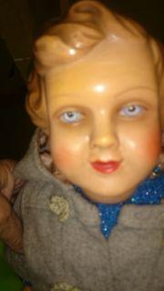 Zelluloid - Puppe