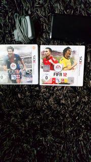 3DS mit fifa 12 und