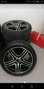 Mercedes Reifen 225 45 R17