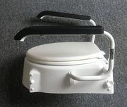 Toilettensitzerhöhung Aquatec NEU NEUEWERTIG