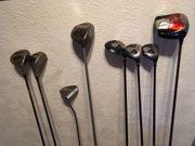 14 Golfschläger u a Callaway