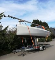Segelboot Bente 24