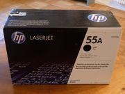 HP 55A CE255A schwarz Original