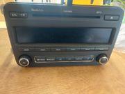 Radio Skoda Fabia 5J0035161