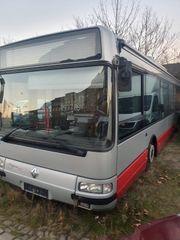 Irisbus F Doppeltüren