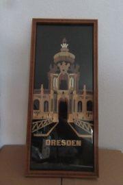 Strohbild Dresden