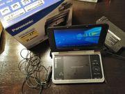 DVD Player fürs Auto Panasonic