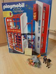 Playmobil Feuerwehrwache Action City Nr
