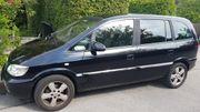 Opel Zafira-A 1 8 7-Sitzer