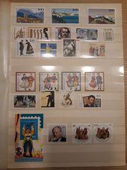 Briefmarken Bund BRD Jahr 1993