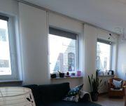 IKEA Kvartal Vorhänge Schienensystem über