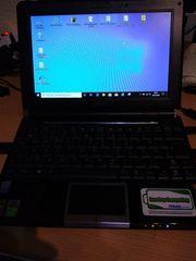 ASUS Eee PC1000H mit windows