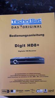 digitaler SAT-Receiver HD 8
