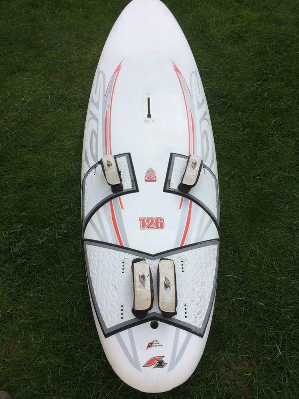 f2 surf board stroke