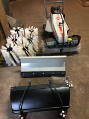Kehrmaschine Cramer Honda GCV160