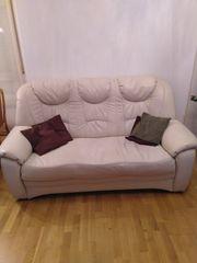 3 Sitzer Sofa und ein