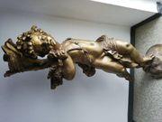 Skulptur Weingott Bacchus Nachahmung Michelangelo
