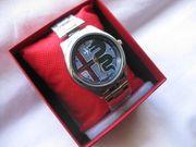 Alfa Romeo Armbanduhr NEU Preis