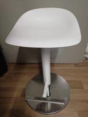 2 höhenverstellbare Hocker von IKEA