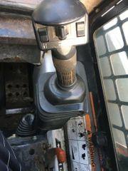 Bobcat 753 Kompaktlader Lader Baumaschine