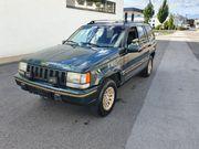 Jeep Grand Cherokee Eagle 4