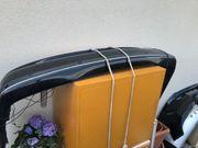 Stosstannge hinten E39 kosmoschwarz mit