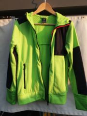 Adidas Climaheat S Joggingjacke in