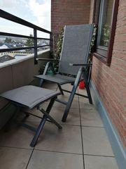 Balkon Relax Stuhl